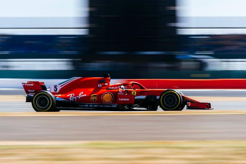 © Ferrari - Vettel triomphe sur les terres de son rival !