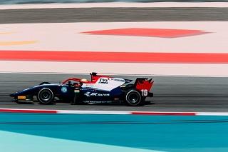 © FIA F2 - Des conditions idéales pour tester les nouvelles monoplaces