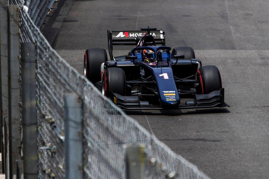 © Fia/Formula2 - Artem Markelov retrouve les joies de la victoire en Principauté !