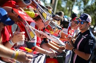 © Formule 1 - Sergio Perez, idole de tout un peuple