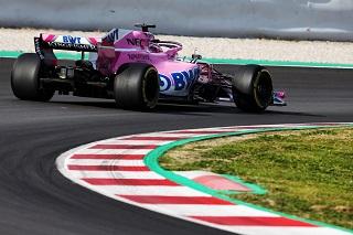 © Force India - De nouvelles couleurs en 2019 ?