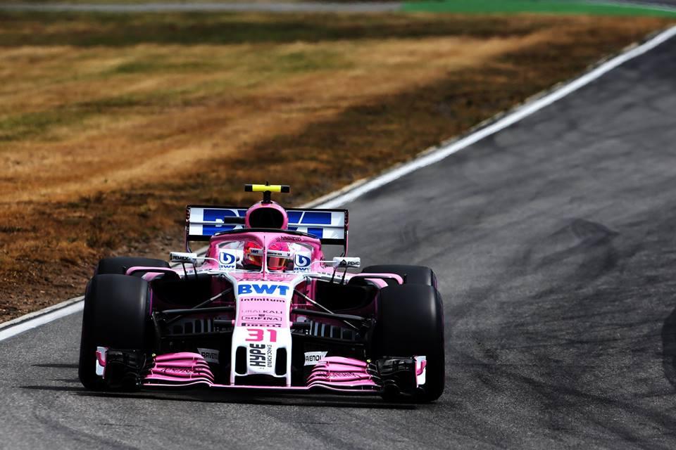 © Force India - L'horizon est enfin dégagé pour l'équipe Force India...peut être un peu moins pour Ocon