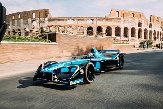 © Formula E - Les pilotes sont prêts à en découdre dans l'arène Romaine