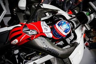 © Haas - Romain Grosjean perd le bénéfice de sa belle course