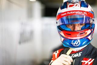 © Haas - Romain Grosjean seul Français à marquer des points