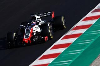 © Haas - Romain Grosjean sera pénalisé à Monaco