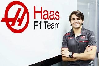© Haas - Un nouveau Fitippaldi arrive en F1