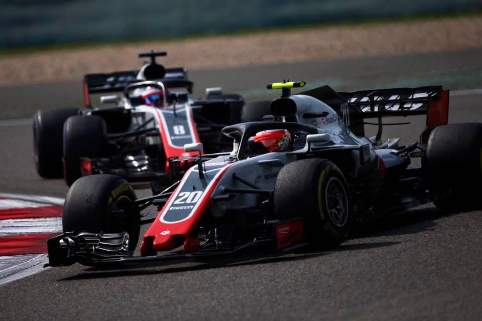 © Haas F1 Team - Magnussen a éclipsé un Grosjean brouillon sur cette partie de saison