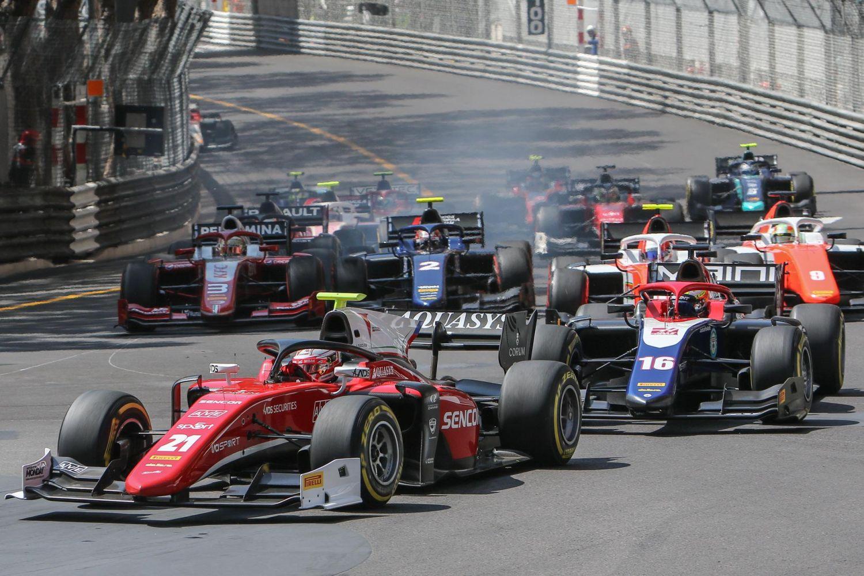© Laurent Lefebvre / Motors Inside - Antonio Fuoco a maîtrisé la concurrence ce samedi à Monaco
