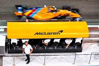 © McLaren - Une saison contrastée pour l'équipe basée à Woking