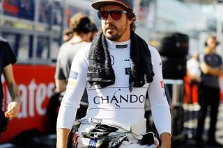 © McLaren - Alonso veut gagner en 2018