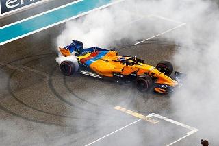 © McLaren - Dernier tour de piste en F1 pour Alonso ?