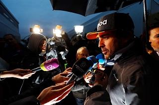 © McLaren : Fernando Alonso parle de la forme récente de McLaren