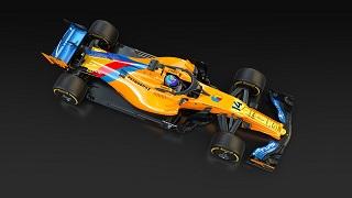 © McLaren - Des couleurs temporaires pour la dernière course d'Alonso en F1