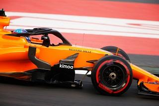 © McLaren - Encore un sponsor pour McLaren !