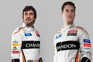 © McLaren - Coca-Cola fait son entrée en F1