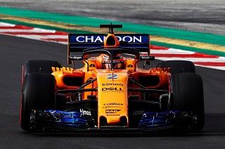 © McLaren - Même sans moteur Honda, les problèmes techniques n'ont pas abandonnés McLaren