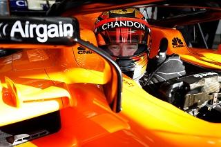 © McLaren - La F1 ne semble plus être l'actualité chaude de Vandoorne