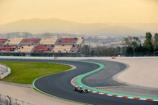 © Mercedes - Le roulage à pu reprendre ce jeudi à Barcelone