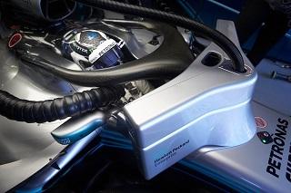 © Mercedes - De nouveaux écrans de contrôle pour Bottas et Hamilton