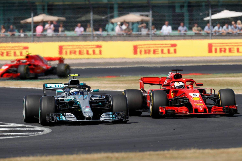 © Mercedes - Bottas pourra-t-il remporter sa première course de l'année dimanche ?