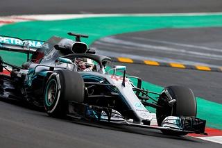 © Mercedes - Hamilton termine leader de cette troisième séance