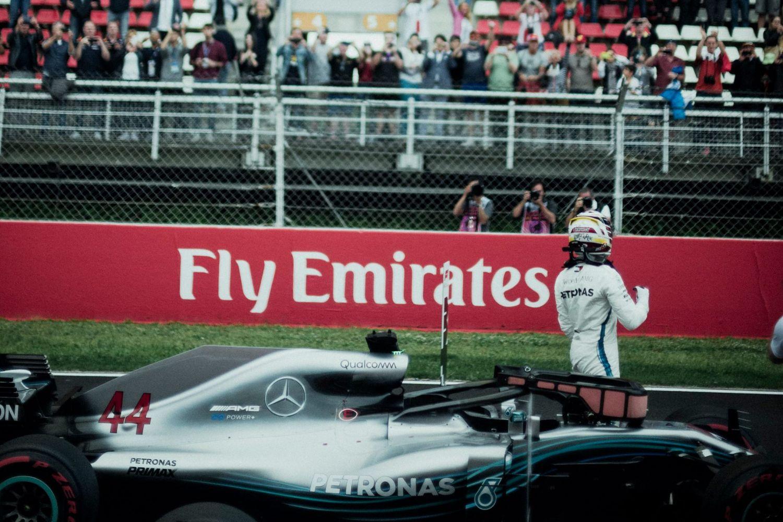 © Mercedes - Hamilton et sa W09,un couple gagnant le samedi comme le dimanche en Catalogne !