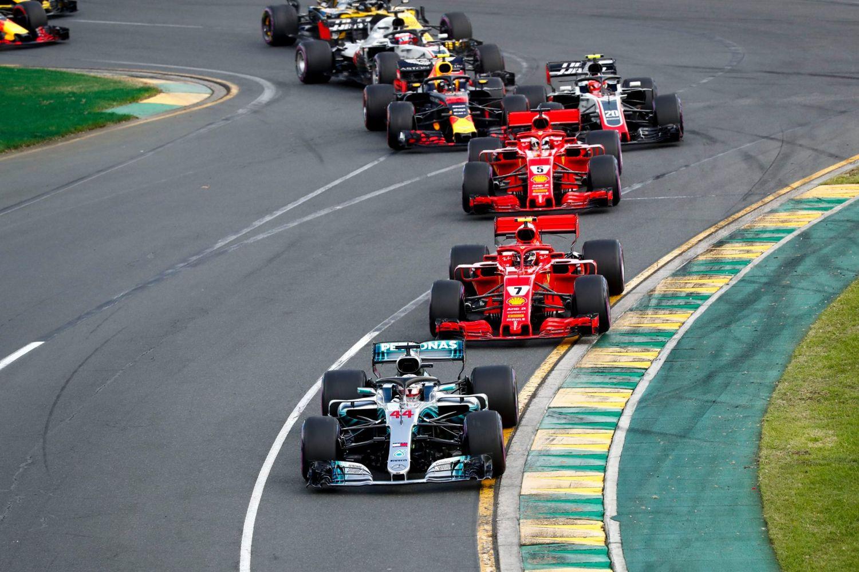 © Mercedes - Quel pilote a retenu votre attention à Melbourne ?
