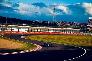 © Mercedes - Hamilton se rapproche du titre !