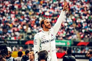© Mercedes - Lewis Hamilton, quintuple champion du monde de F1