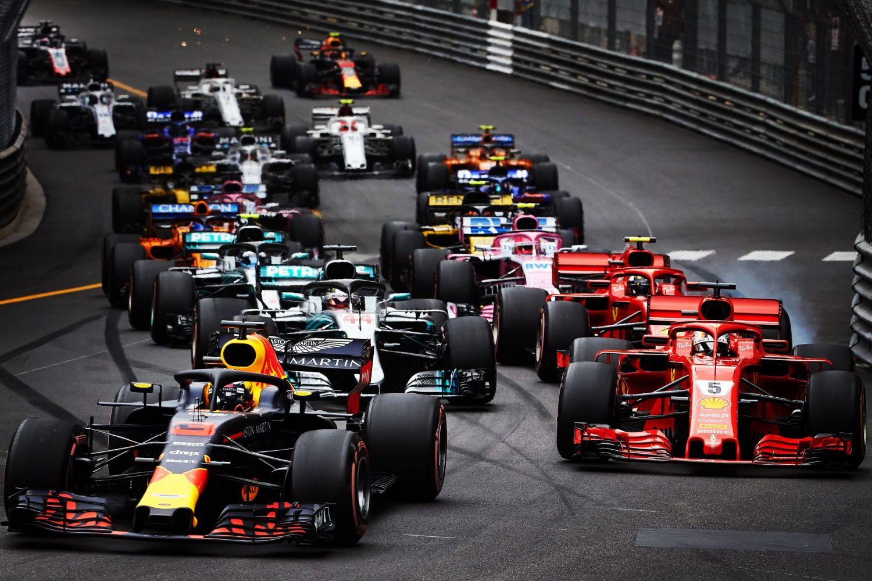© Mercedes - Le départ du Grand Prix de Monaco restera-t-il le même en 2019 ?