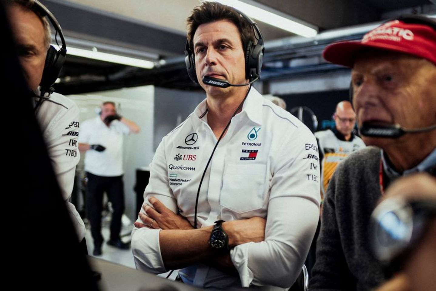 Toto Wolff :