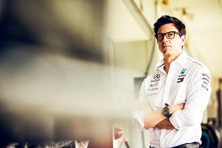 © Formule E - Wolff ravi du duo Vandoorne-De Vries.