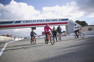 © Morgan Mathurin - Le Circuit Paul Ricard s'associe au Téléthon