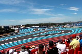 © Circuit Paul Ricard - L'entrée de la voie des stands a été modifiée