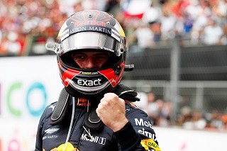 © Pirelli - La victoire de Max Verstappen à Mexico était attendue