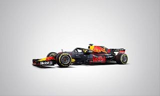 © Red Bull - Les couleurs définitives de la RB14