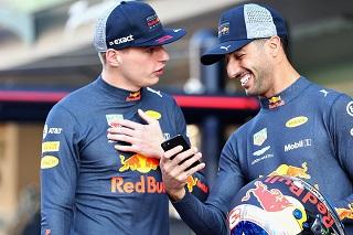 © Red Bull - Verstappen et Ricciardo peuvent sourire