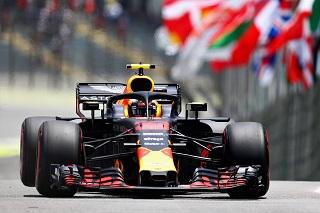 Max Verstappen le plus rapide des EL1