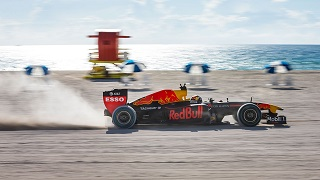 © Red Bull - Miami heat !