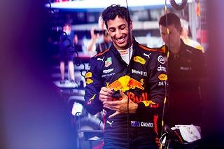 © Red Bull - Daniel Ricciardo est au centre de toutes les attentions