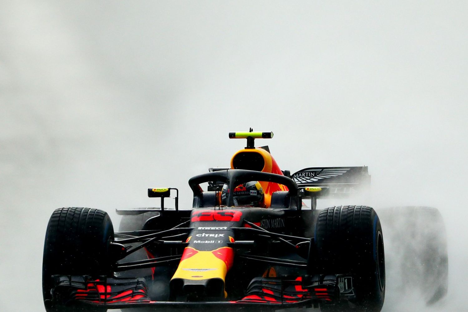 © Red Bull Racing - A conditions difficiles, qualifications difficiles pour Red Bull en Hongrie