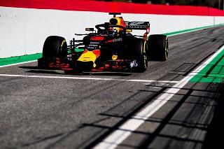 Le week-end démarre mal pour Ricciardo