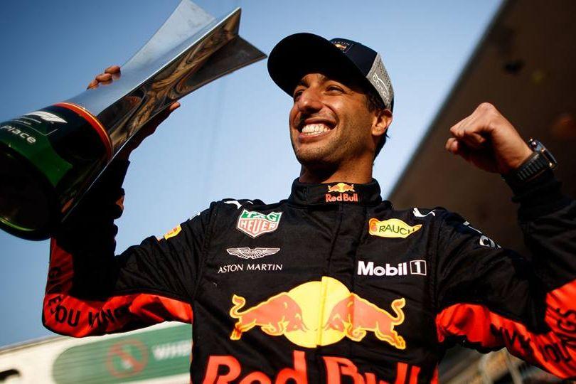 © Red Bull - Daniel Ricciardo est-il votre top de ce Grand Prix de Chine ?