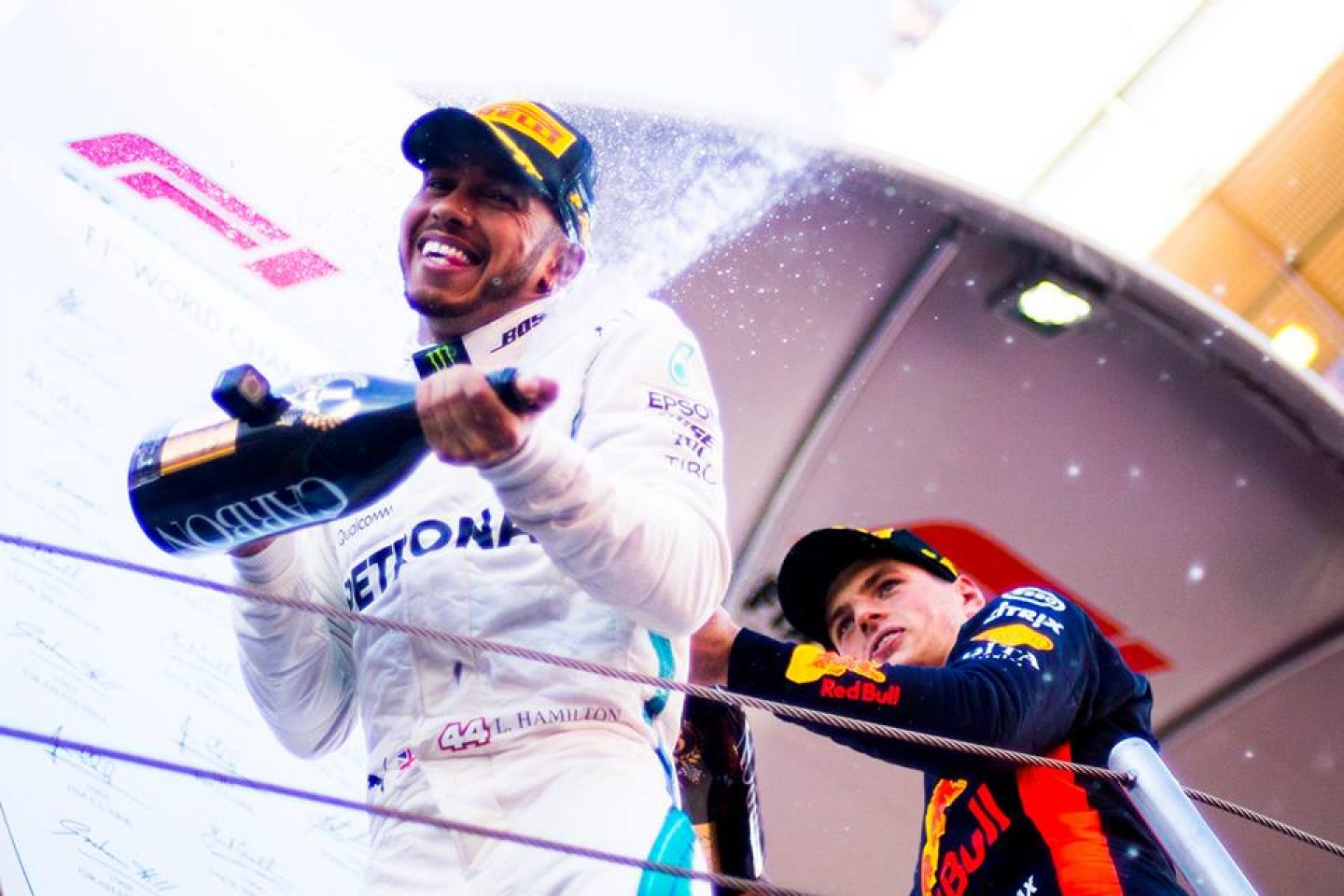 Le clan Mercedes inquiet pour Monaco : Red Bull en favori ?
