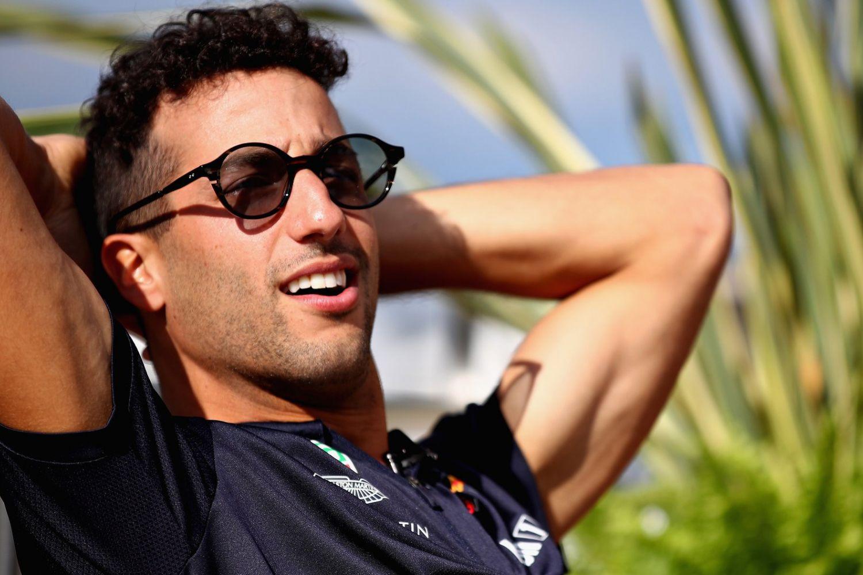 © Red Bull Racing - Daniel Ricciardo a eu l'occasion de se relaxer ce vendredi à Monaco