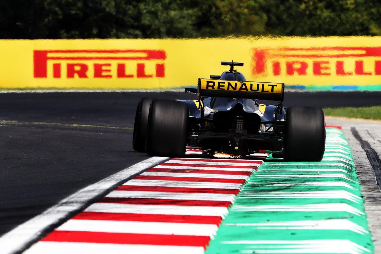 © Renault Sport Formula One Team - Nico Hülkenberg a dominé Carlos Sainz sur cette première partie de saison