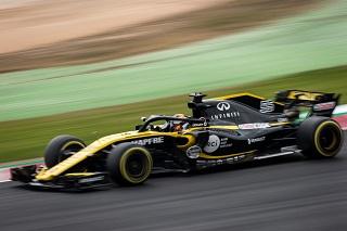 © Renault F1 Team - Quelles couleurs verriez vous sur la RS19 ?