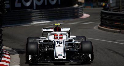 © Sauber - Charles Leclerc espère marquer des points en course