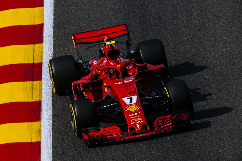 © Scuderia-Ferrari - Le Finlandais est en forme pour cette rentrée belge